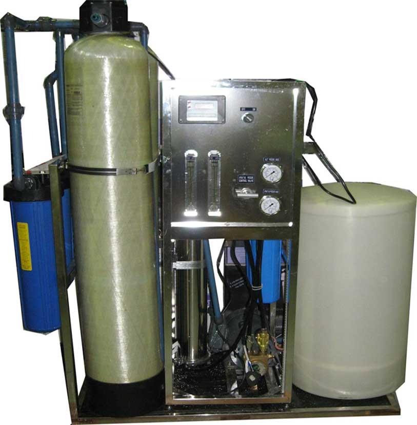 Water Treatment System : Water treatment systems