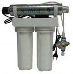 Point Of Entry Filter With UV Light