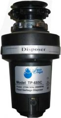Garbage Disposal Unit (Model:TP-685C (Power: 370Watt 50Hz 2800RPM))