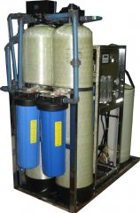 Brakwater Treatment System - Side