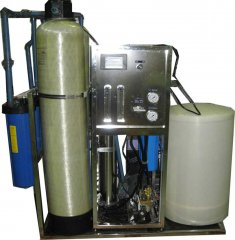 Brakwater Treatment System - Front