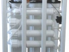 CL 300 Reverse Osmosis Unit - Viewed From The Back